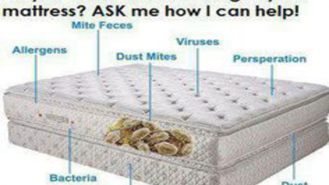 Mattress cleaning can save your life!