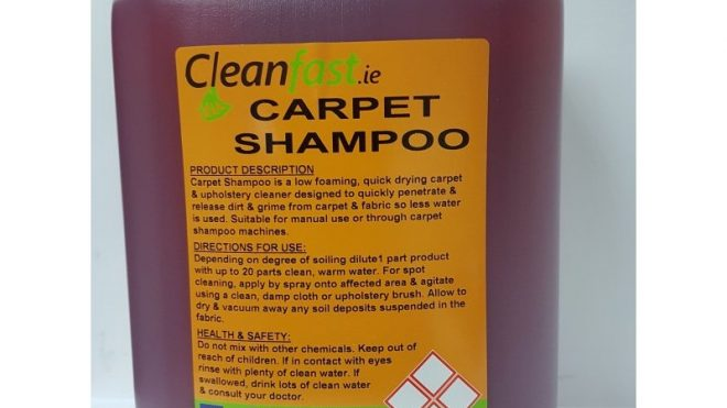 Getting A Healthier Clean With Antibacterial Carpet Shampoos