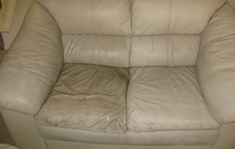 Taking Care Of Finished And Unfinished Leather Sofas