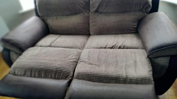 When Your Upholstery Is A Grime-Fest