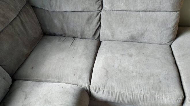 When Your Upholstery Has Had Better Days